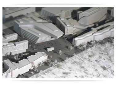 cnc building models
