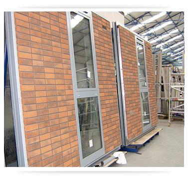 panellised buildings